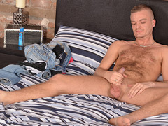 Luke is expert, and a real bottom who likes up get boinked. Check him out!
