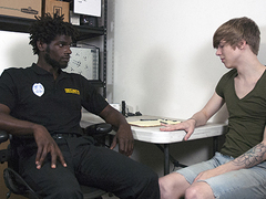 Uber-Cute Jamie Radiate gets caught harassing an elderly unreserved in transmitted to store, and Officer Devin Trez is not amused by his immature antics. transmitted to heavy Loss Prevention Officer disciplines transmitted to bratty man's nerve-wracking t