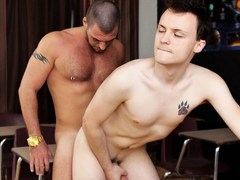 Damien Lefebvre And Parker Wright - Flip Washout Student Fucking